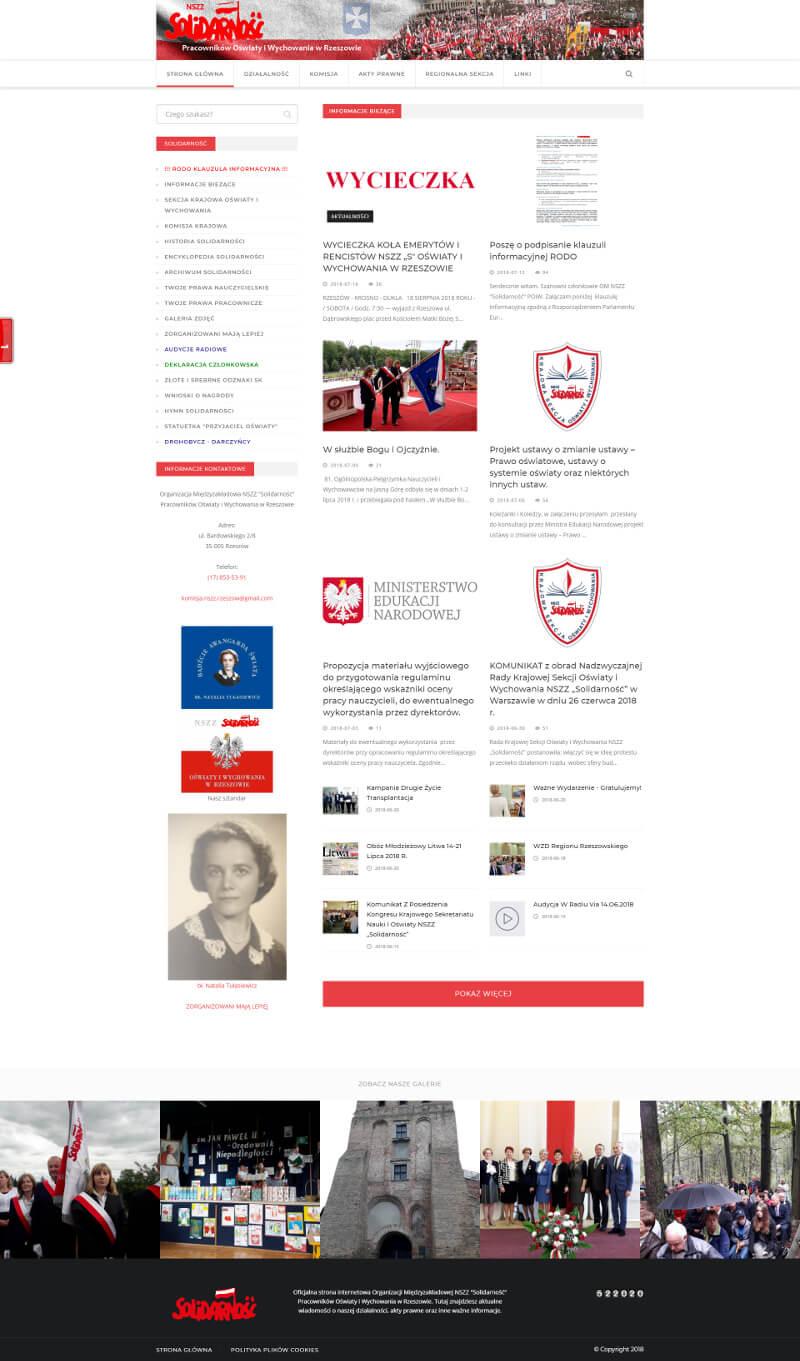 oswiata.solidarnosc.rzeszow.pl